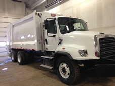 Residential Collection Sanitation Truck