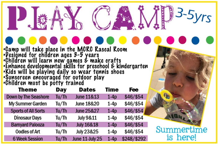 play camp