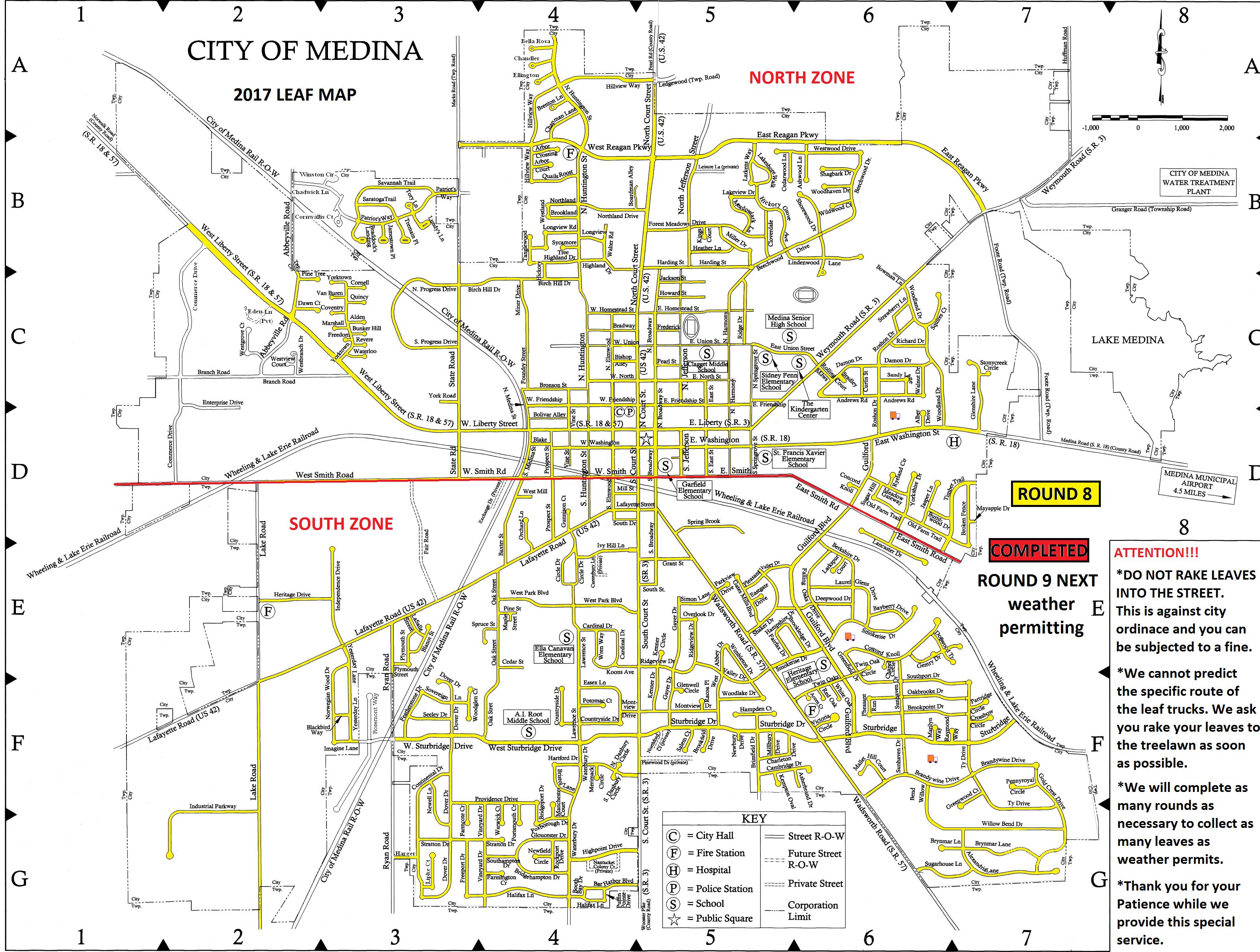 The City of Medina Ohio