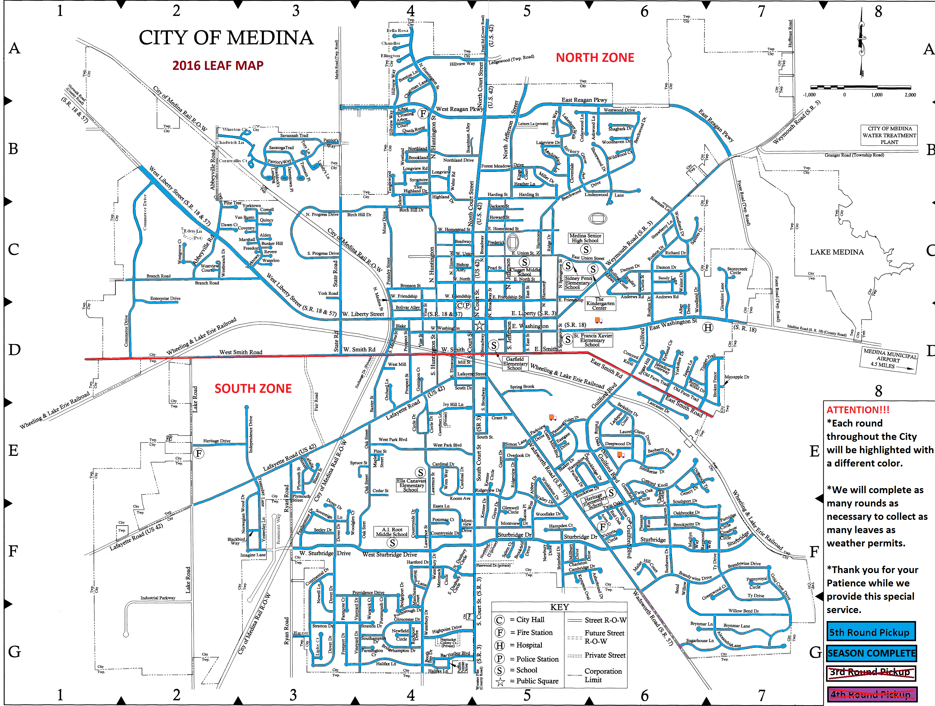 The City of Medina Ohio